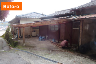 G邸 住宅改修 Before